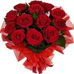 Букеты из роз - flowers and bouquets on flora.lg.ua