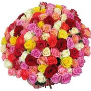 Bouquet of flowers - Avalanche - flowers and bouquets on flora.lg.ua