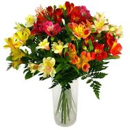 Bouquet of flowers - Marcelina - flowers and bouquets on flora.lg.ua