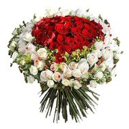 Bouquet of flowers - Charm - flowers and bouquets on flora.lg.ua