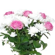 Bouquet of flowers - Pink dream - flowers and bouquets on flora.lg.ua