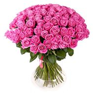 Bouquet of flowers - Pink paradise - flowers and bouquets on flora.lg.ua