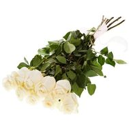 Bouquet of imported roses - Magic song - flowers and bouquets on flora.lg.ua