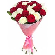Bouquet of roses - Natalia - flowers and bouquets on flora.lg.ua
