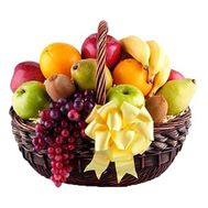 Fruit basket Fruit miracle - flowers and bouquets on flora.lg.ua
