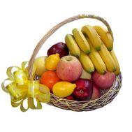 Fruit basket Gourmand - flowers and bouquets on flora.lg.ua