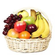 Fruit Basket Fruit Gift - flowers and bouquets on flora.lg.ua