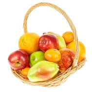 Fruit basket Vitamin - flowers and bouquets on flora.lg.ua