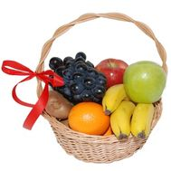 Fruit basket Vitamin greetings - flowers and bouquets on flora.lg.ua