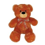 Soft toy - Brown bear - flowers and bouquets on flora.lg.ua
