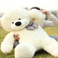 Huge soft toy Bear 1m - flowers and bouquets on flora.lg.ua