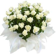 Flower basket - Happy instant - flowers and bouquets on flora.lg.ua