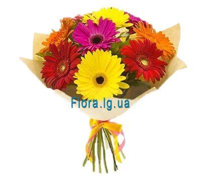 """Bouquet of gerberas"" in the online flower shop flora.lg.ua"